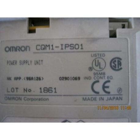 OMRON CQM1-IPSO1
