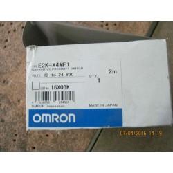 OMRON E2K-X4MF1 2M