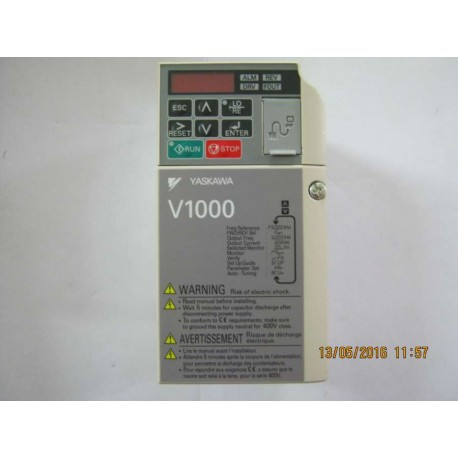 INVERTER OMRON CIMR-VC2A0004BAA