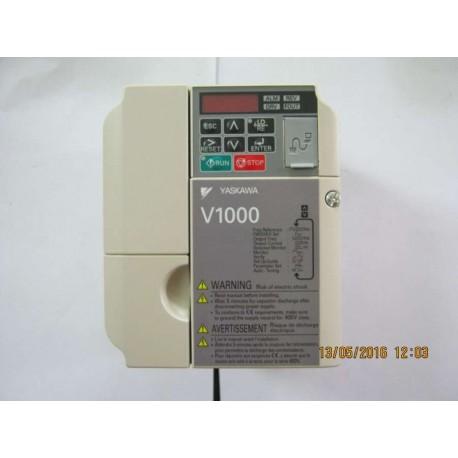 INVERTER OMRON CIMR-VC4A0004BAA