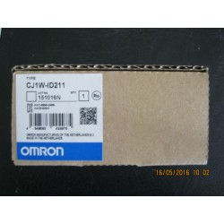 PLC OMRON CJ1W-ID211